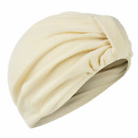 Spa Sauna Cap Towelling Cotton Hair Turban Chemo Fashy