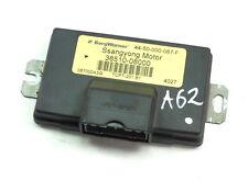 Ssangyong Rexton 2,7 Xdi 120KW Steuergerät Computer Module Control 38510-08000