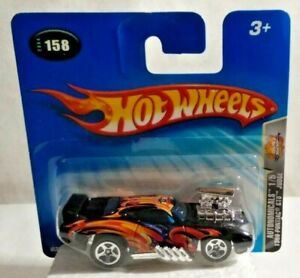MATTEL HOT WHEELS AUTONOMICALS - 1969 PONTIAC GTO JUDGE - SEALED BLISTER PACK