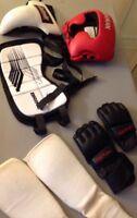 S/M KickBoxing Gear