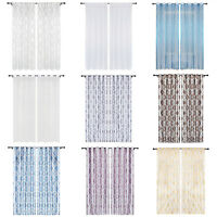 9 Styles Punched Curtains Multiple Color Bedroom Semi/Full Shading Window Blinds