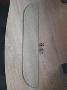 Glass Shelf With Fixings