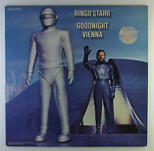 """12"""" LP - Ringo Starr - Goodnight Vienna - L4719 - washed & cleaned"""