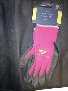 Shires Aubrion All Purpose Yard Gloves - Pink