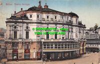 R500782 Bilbao. Teatro Arriaga. L. G. Postcard
