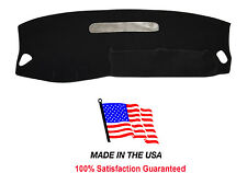 2001-2004 Dodge Dakota Black Carpet Dash Cover Mat Pad DO13-5 Made in the USA