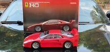 1:12 Ferrari F40 1987 By Kyosho ( 08602A )