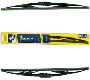 """Michelin Rainforce Traditional Wiper Blades 16""""/26"""" for Toyota VERSO 2009 On"""