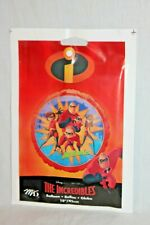 "NEW IN PACKAGE THE INCREDIBLES 18""   BALLOON  PARTY SUPPLIES"