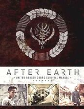 After Earth: United Ranger Corps Survival HC Manual w Inserts- FREE S&H (C6103)