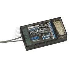 Futaba R2006GS 6ch 2.4GHz receptor fhss