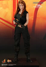 HOT TOYS 1/6 TERMINATOR 2 MMS125 T-1000 IN SARAH CONNOR DISGUISE ACTION FIGURE