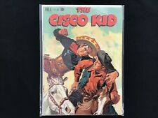 CISCO KID #4 Lot of 1 Dell Comic Book - BV $35!