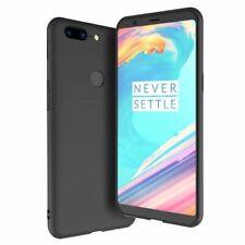 for OnePlus 5t Case Ultra Slim Hard Back Phone Cover - Matte Black