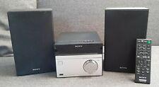 Micro Stereoanlage Sony Model HCD-S20 - gebraucht