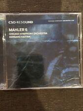 G. Mahler - Symphony No. 6 [New CD] STILL SEALED