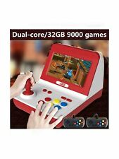 New JXD Classic Nostalgia Big Rocker Retro Mini Arcade Console Dual-core 32GB...