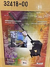 SALE! Craftool Imprinting Machine Tandy Leather  32418-00    Free Shipping!