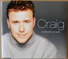 Craig - At this time of year - Single-CD neu
