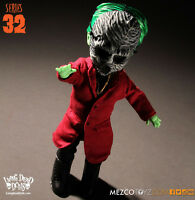 MEZCO LIVING DEAD DOLLS SERIES 32 NEW UNOPENED ERNEST LEE ROTTEN WH