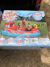 Brand New In Box - Fire Rescue Sprayer Pool (132 Gal)