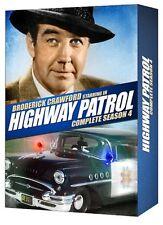 NEW Highway Patrol Complete Season 4 (DVD)