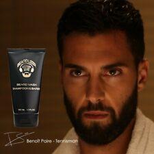 Beardilizer Beard Wash and Conditioning Shampoo 5.1 Oz - 150ml