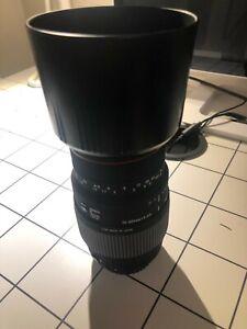 Sigma DG 70-300mm f/4.0-5.6 APO Lens
