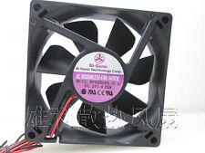 BI-SONIC BP802524HL-03 24V 0.25A 8CM80252 Wire Fan #M2323 QL