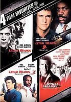 4 Film Favorites: Lethal Weapon (DVD, 2007, 2-Disc Set)