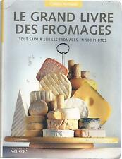 GRAND LIVRE FROMAGES MANISE + PARIS POSTER GUIDE