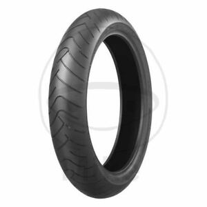120/70ZR17 (58W) Rubber BRIDGESTONE BT023 Triumph 1050 Speed Triple 2005-2010