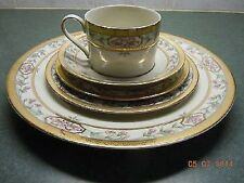 BEAUTIFUL FINE CHINA 5 PLACE SETTINGS 40 PCS BRAND NEW DINNERWARE MIKASA MERRICK