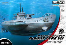 MNGWB-003 - Meng Model Warship Builder U-Boat Type VII Cartoon Ship