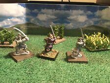 Clan War Samurai Warriors (3) 25mm