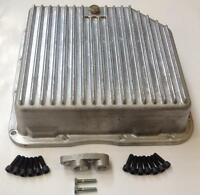 Turbo 350 Automatic Transmission DEEP Aluminium Oil Pan Kit With Extension