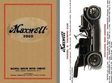 New listing Maxwell 1910 - Maxwell 1910