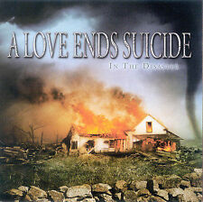 A LOVE ENDS SUICIDE : IN THE DISASTER CD (2007) will combine s/h