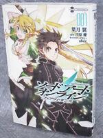 SWORD ART ONLINE Fairy Dance 1 Manga Comic T. HADUKI Book Japan FREESHIP MW9768