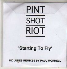(DB980) Pint Shot Riot, Starting To Fly - 2012 DJ CD