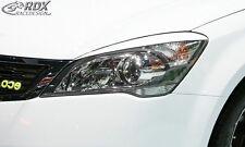 RDX Scheinwerferblenden für KIA Ceed / Pro Ceed Typ ED 2009+ Böser Blick Blenden