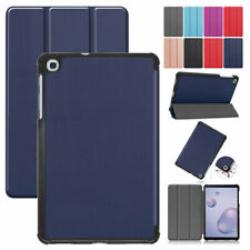 Magnetic Leather Folio Smart Case For Samsung Galaxy Tab A 8.4 2020 SM-T307
