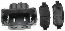 ACDelco 18R2167 Front Left Rebuilt Brake Caliper With Pad
