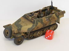 28mm Bolt Action Chain Of Command German Hanomag Sdkfz 251 - Painted #3