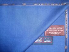 Holland & Sherry52%SUPER160'sWOOL30%CASHMERE18%SILK SUITING FABRIC*CASHIQUE*3.5m