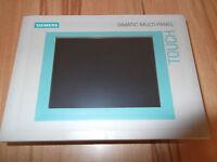 Siemens Simatic Multi Panel MP270B TFT 6AV6545-0AH10-0AX0 6AV6 545-0AH10-0AX0