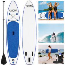 Surfbrett Stand Up Paddle SUP Board Paddling Surfboard aufblasbar m.Paddel 320CM