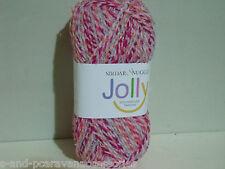 Sirdar Snuggly Jolly Knitting and Crochet Yarn Shade 0155 50g Ball