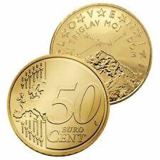 Pièces euro de la Slovénie 50 Cent