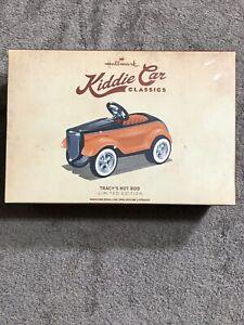Hallmark 2016 Tracy's Hot Rod Kiddie Car Classics Limited Edition